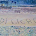 di LIght mista su tela cm 47x37